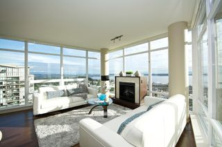 "Photo 7: 1401 1473 JOHNSTON Road: White Rock Condo for sale in ""MIRAMAR TOWER B"" (South Surrey White Rock)  : MLS®# R2031179"