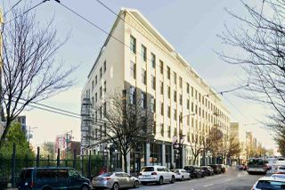 """Photo 2: 216 55 E CORDOVA Street in Vancouver: Downtown VE Condo for sale in """"KORET LOFTS-LIVE/WORK"""" (Vancouver East)  : MLS®# R2032716"""