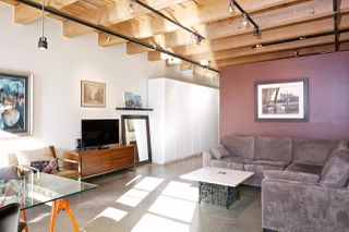 """Photo 10: 216 55 E CORDOVA Street in Vancouver: Downtown VE Condo for sale in """"KORET LOFTS-LIVE/WORK"""" (Vancouver East)  : MLS®# R2032716"""