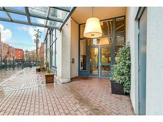 """Photo 5: 216 55 E CORDOVA Street in Vancouver: Downtown VE Condo for sale in """"KORET LOFTS-LIVE/WORK"""" (Vancouver East)  : MLS®# R2032716"""