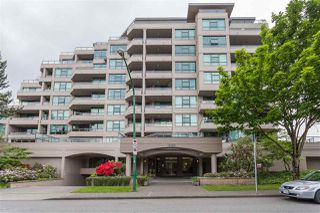 "Main Photo: 806 4160 ALBERT Street in Burnaby: Vancouver Heights Condo for sale in ""Carleton Terrace"" (Burnaby North)  : MLS®# R2071512"