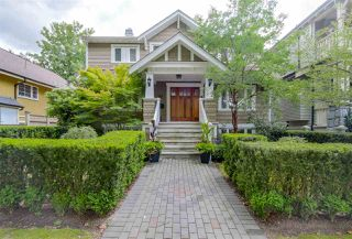 "Photo 1: 428 W 13TH Avenue in Vancouver: Mount Pleasant VW 1/2 Duplex for sale in ""City Hall / Cambie Village"" (Vancouver West)  : MLS®# R2079601"