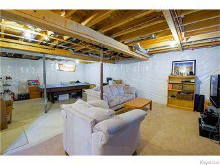 Photo 12: 322 Moray Street in Winnipeg: Residential for sale : MLS®# 1617679