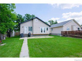 Photo 13: 322 Moray Street in Winnipeg: Residential for sale : MLS®# 1617679