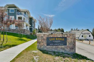 """Main Photo: 209 16398 64 Avenue in Surrey: Cloverdale BC Condo for sale in """"The Ridge at Bose Farms"""" (Cloverdale)  : MLS®# R2097429"""