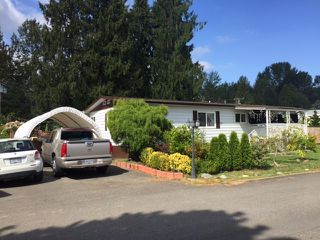 """Main Photo: 77 46484 CHILLIWACK LAKE Road in Sardis: Chilliwack River Valley Manufactured Home for sale in """"CHILLIWACK RIVER ESTATES"""" : MLS®# R2099887"""