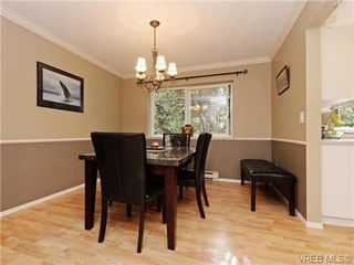 Photo 5: 6 540 Goldstream Avenue in VICTORIA: La Fairway Townhouse for sale (Langford)  : MLS®# 369786
