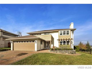 Photo 1: 2494 Wilcox Terrace in VICTORIA: CS Tanner Single Family Detached for sale (Central Saanich)  : MLS®# 371709