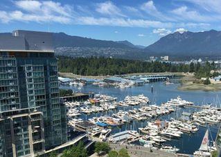 "Photo 2: 1805 555 JERVIS Street in Vancouver: Coal Harbour Condo for sale in ""Harbourside Park II"" (Vancouver West)  : MLS®# R2129069"