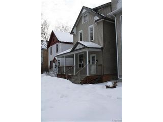 Photo 1: 101 Cauchon Street in Winnipeg: Osborne Village Residential for sale (1B)  : MLS®# 1703309