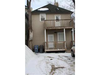 Photo 3: 101 Cauchon Street in Winnipeg: Osborne Village Residential for sale (1B)  : MLS®# 1703309