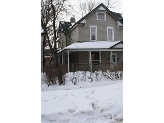Photo 2: 101 Cauchon Street in Winnipeg: Osborne Village Residential for sale (1B)  : MLS®# 1703309