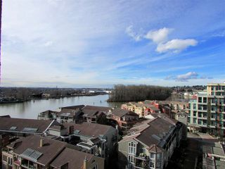 "Photo 1: 1207 10 LAGUNA Court in New Westminster: Quay Condo for sale in ""Laguna Landing"" : MLS®# R2140406"