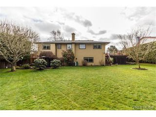 Photo 19: 1891 Hillcrest Avenue in VICTORIA: SE Gordon Head Single Family Detached for sale (Saanich East)  : MLS®# 375289