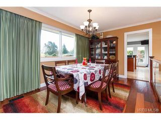Photo 6: 1891 Hillcrest Ave in VICTORIA: SE Gordon Head Single Family Detached for sale (Saanich East)  : MLS®# 753253