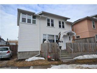 Main Photo: 133 Masson Street in Winnipeg: St Boniface Residential for sale (2A)  : MLS®# 1705744