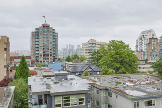 "Photo 12: 703 1333 W 11TH Avenue in Vancouver: Fairview VW Condo for sale in ""Sakura"" (Vancouver West)  : MLS®# R2179532"