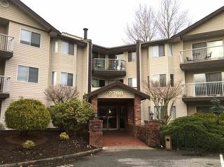 Photo 1: 205 2780 WARE STREET in Abbotsford: Central Abbotsford Condo for sale : MLS®# R2162924