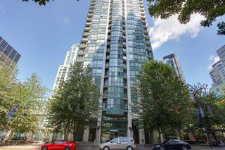 "Photo 1: 1206 1239 W GEORGIA Street in Vancouver: Coal Harbour Condo for sale in ""VENUS"" (Vancouver West)  : MLS®# R2198728"