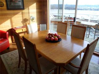 Photo 8: # 403 3 K DE K CT in New Westminster: Quay Condo for sale : MLS®# V998633