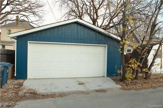 Photo 20: 209 Hill Street in Winnipeg: Norwood Residential for sale (2B)  : MLS®# 1727710