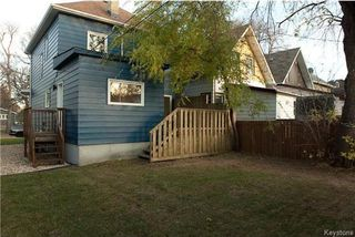 Photo 19: 209 Hill Street in Winnipeg: Norwood Residential for sale (2B)  : MLS®# 1727710