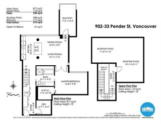Photo 20: 902 33 W PENDER Street in Vancouver: Downtown VW Condo for sale (Vancouver West)  : MLS®# R2234015