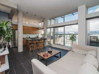 Photo 1: 902 33 W PENDER Street in Vancouver: Downtown VW Condo for sale (Vancouver West)  : MLS®# R2234015