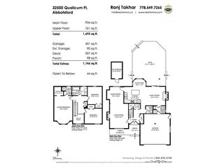 Photo 20: 32500 QUALICUM Place in Abbotsford: Central Abbotsford House for sale : MLS®# R2240933