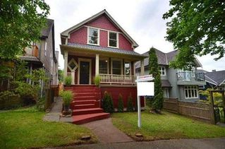 """Main Photo: 1962 E 5TH Avenue in Vancouver: Grandview VE House for sale in """"COMMERCIAL DRIVE"""" (Vancouver East)  : MLS®# R2241858"""