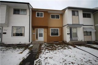 Main Photo: B 1312 Molson Street in Winnipeg: Valley Gardens Residential for sale (3E)  : MLS®# 1804468