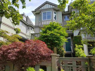 "Main Photo: 8 3880 WESTMINSTER Highway in Richmond: Terra Nova Townhouse for sale in ""MAYFLOWER"" : MLS®# R2254967"