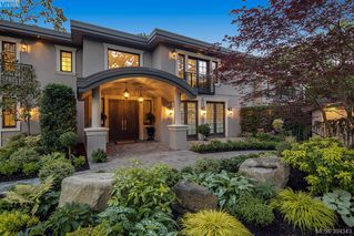 Photo 1: 3555 Beach Drive in VICTORIA: OB Uplands Single Family Detached for sale (Oak Bay)  : MLS®# 394343