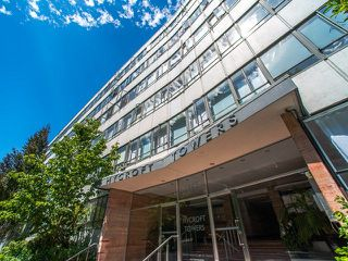 """Photo 14: 206 1445 MARPOLE Avenue in Vancouver: Fairview VW Condo for sale in """"Hycroft Towers"""" (Vancouver West)  : MLS®# R2282720"""