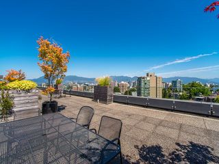 """Photo 10: 206 1445 MARPOLE Avenue in Vancouver: Fairview VW Condo for sale in """"Hycroft Towers"""" (Vancouver West)  : MLS®# R2282720"""
