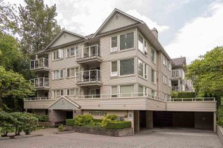Photo 1: 308 1132 DUFFERIN Street in Coquitlam: Eagle Ridge CQ Condo for sale : MLS®# R2282799