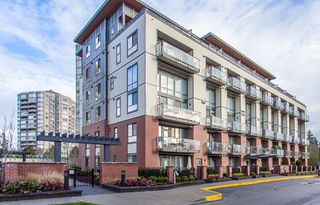 "Photo 1: 504 3080 GLADWIN Road in Abbotsford: Central Abbotsford Condo for sale in ""Hudson's Loft"" : MLS®# R2283903"