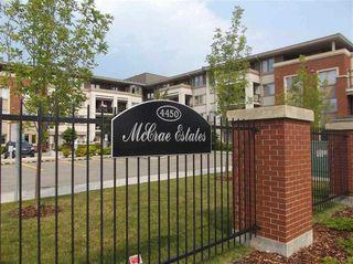 Main Photo: 204 4450 MCCRAE Avenue in Edmonton: Zone 27 Condo for sale : MLS®# E4104577