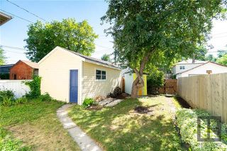 Photo 16: 959 Banning Street in Winnipeg: Residential for sale (5C)  : MLS®# 1820077