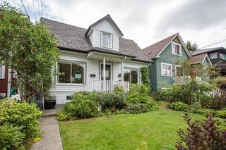 Main Photo: 4458 JAMES Street in Vancouver: Main House for sale (Vancouver East)  : MLS®# R2294535