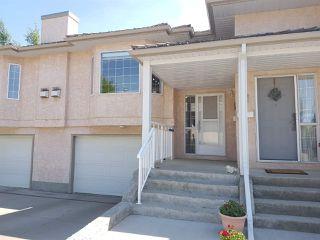 Photo 1: 2 30 Giroux Road: St. Albert Townhouse for sale : MLS®# E4124253