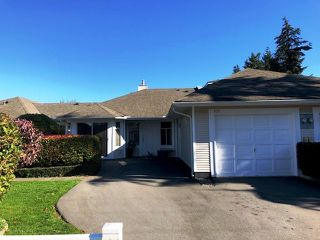 """Main Photo: 101 2460 156 Street in Surrey: King George Corridor Townhouse for sale in """"Country House Estates"""" (South Surrey White Rock)  : MLS®# R2316397"""