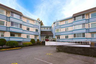 "Photo 1: 311 7175 134 Street in Surrey: West Newton Condo for sale in ""SHERWOOD MANOR"" : MLS®# R2322199"