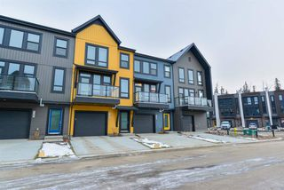 Main Photo: 121 1304 RUTHERFORD Road in Edmonton: Zone 55 Townhouse for sale : MLS®# E4137076