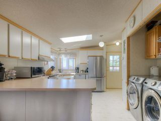 Photo 4: 730 Kasba Cir in PARKSVILLE: PQ French Creek Manufactured Home for sale (Parksville/Qualicum)  : MLS®# 805338
