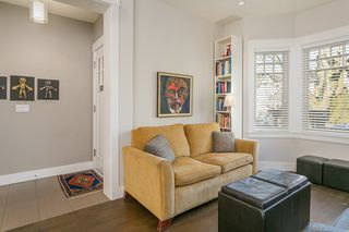 Photo 3: 2416 W 8TH Avenue in Vancouver: Kitsilano Townhouse for sale (Vancouver West)  : MLS®# R2339213