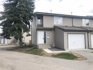 Photo 1: 32 AKINSDALE Gardens: St. Albert Townhouse for sale : MLS®# E4146607