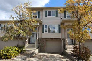 Photo 1: 17 420 HUNTERS Green in Edmonton: Zone 14 Townhouse for sale : MLS®# E4147369