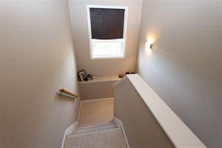 Photo 17: 17 420 HUNTERS Green in Edmonton: Zone 14 Townhouse for sale : MLS®# E4147369