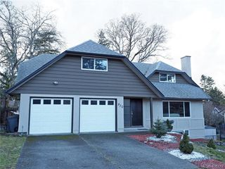 Main Photo: 970 Landeen Place in VICTORIA: SE Quadra Single Family Detached for sale (Saanich East)  : MLS®# 406772